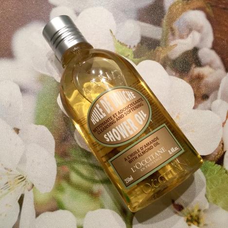occitane huile