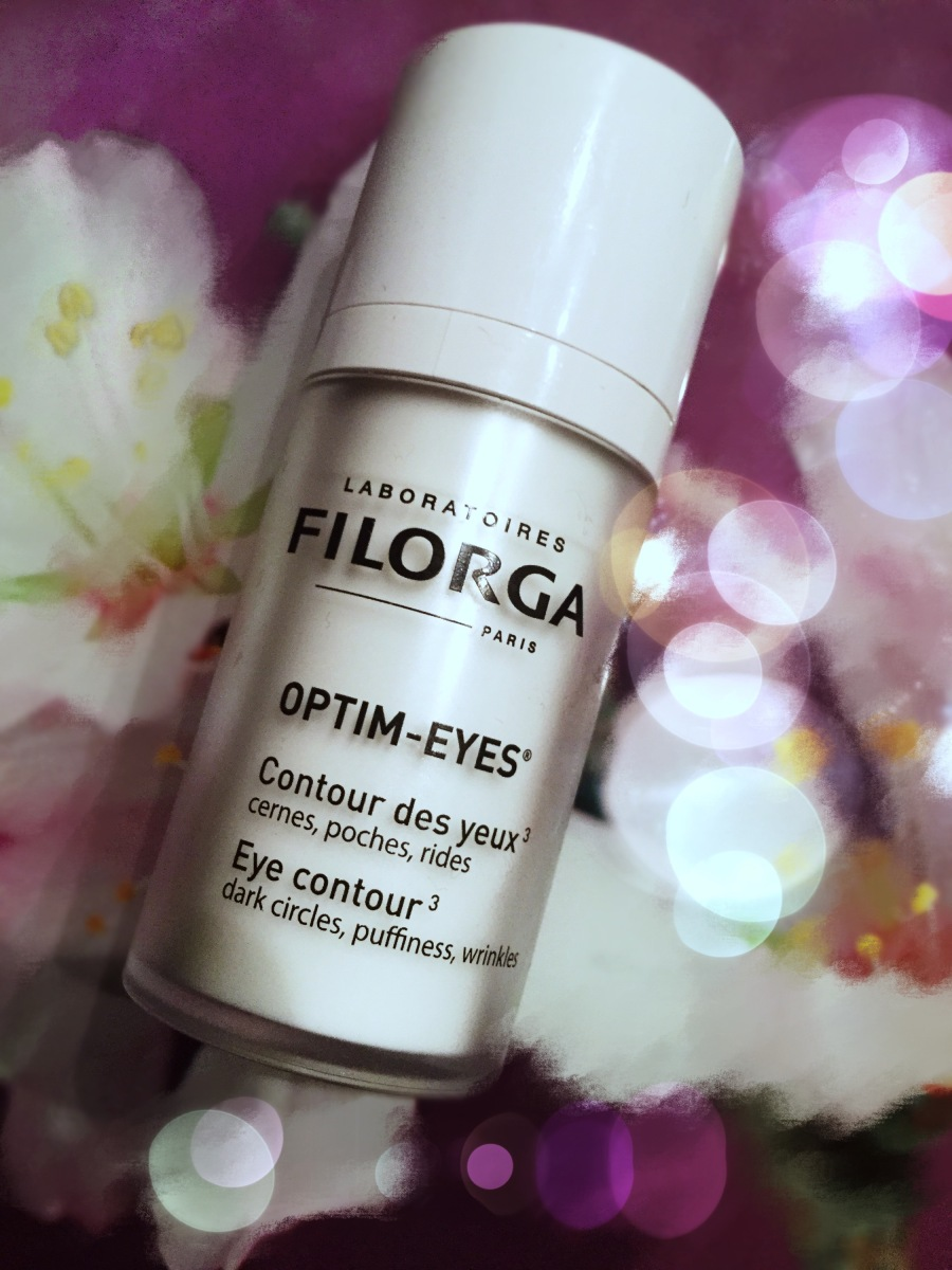 Crème contour des yeux optim-eyes de Filorga, promesses tenues ou non ? ( test et avis)